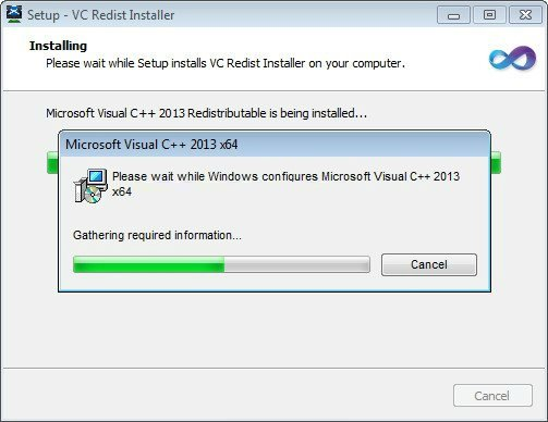microsoft visual c++ package all