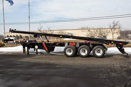 Roll off trailers for sale