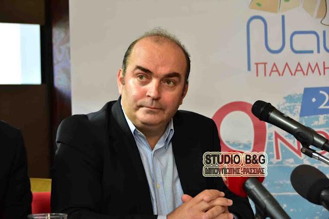 Βασίλης Σιδέρης : Άμεση εκτίμηση και καταγραφή των ζημιών από την σημερινή  χαλαζόπτωση στα Ίρια Ναυπλίου