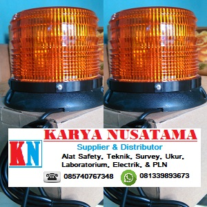Jual Lampu Strobo Blitz Kuning Untuk Motor Gede di Surabaya