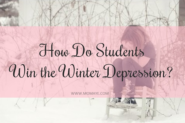 winter depression, students, essay writing, health