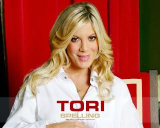 Tori Spelling HD images,