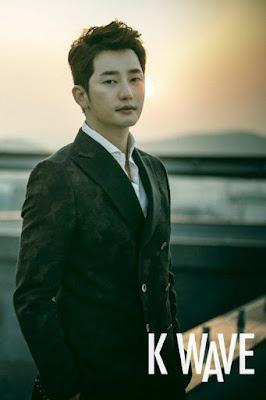 Foto Gambar Park Si-Hoo pemeran Cha Woo-Hyuk