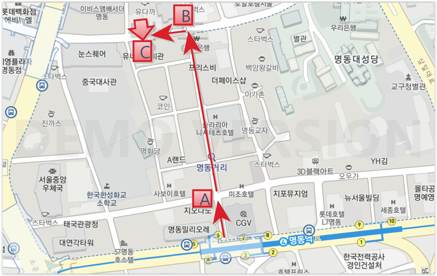 Myeongdong How to go to Myeongdong Nanta Theater Nanta Show