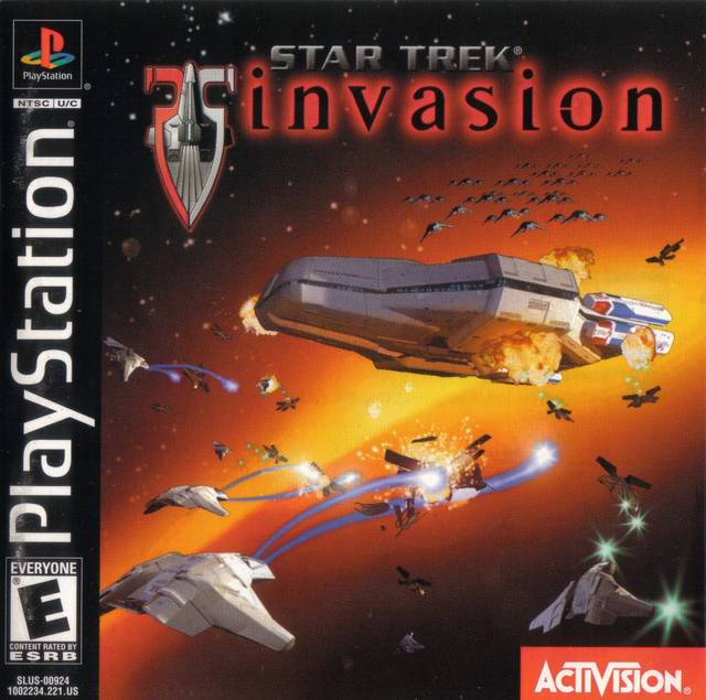 Star Trek - Invasion - PS1 - ISOs Download