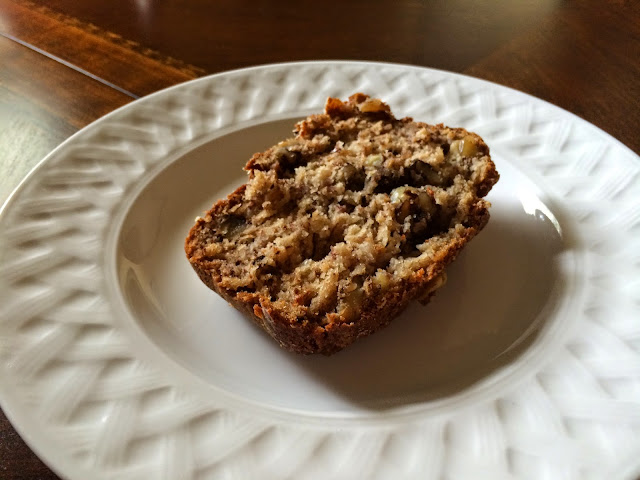 Project Soiree, Tasty Tuesday, Banana-Nut Bread