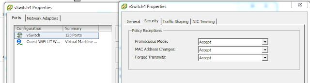ShadowGuardian507 IRL Blog: Untangel bridge mode + VMware ESXi