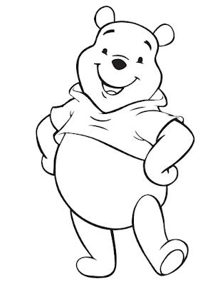 gambar winnie the pooh - 2