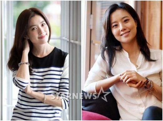 ชาวเน็ตเลือกฮันฮโยจู (Han Hyo Joo) และมุนแชวอน (Moon Chae