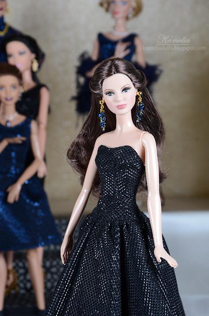 Louboutin headmold Barbie