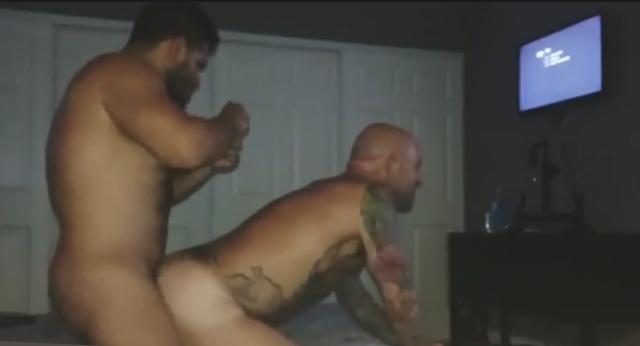 sexo entre camioneros