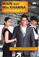 Main Aurr Mrs Khanna 2009 Full Hindi Movie 720p HDRip x264 Download