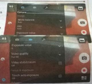 Kamera Asus Zenfone 4C