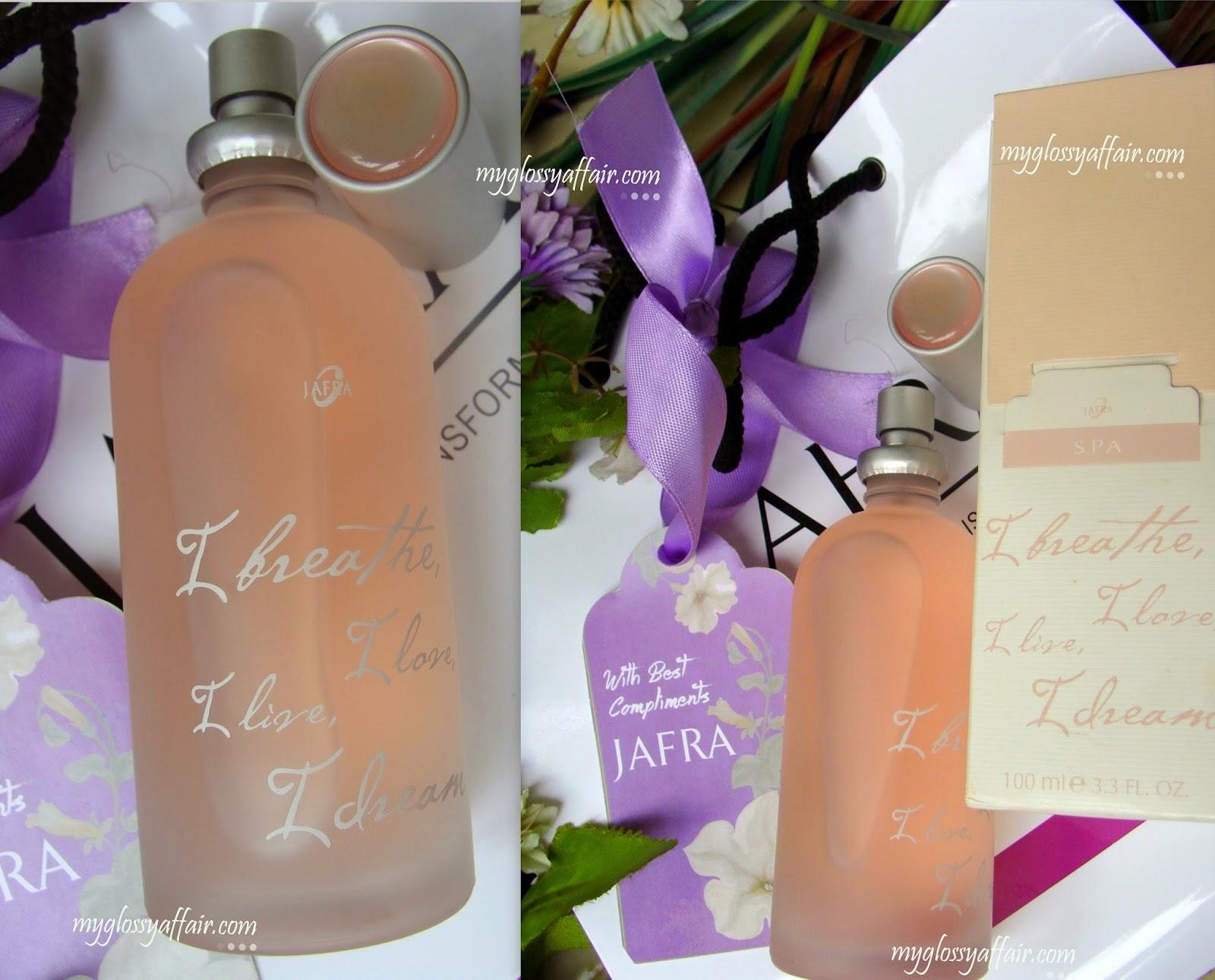 Jafra Fragrance