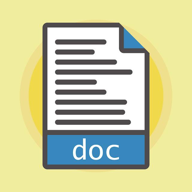 .DOC VS .DOCX