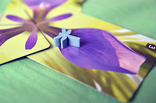 Lotus, gra karciana, board game