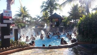 piscinas - Lagoa Termas Parque