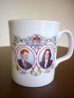 Harry and Kate Mug