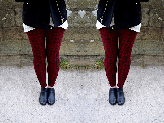 Outfit of the Day #6 :: Primark A/W 13