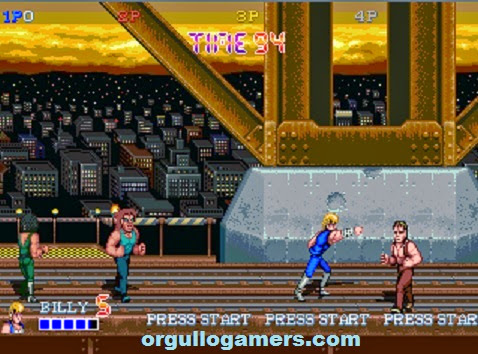 double dragon gaiden