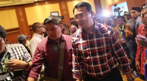 Rapat yang Digelar KPU DKI Molor Satu Jam Lebih, Ahok-Djarot Pilih Angkat Kaki