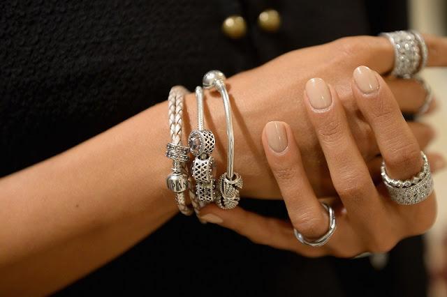 Comprar pulseiras Pandora na Califórnia