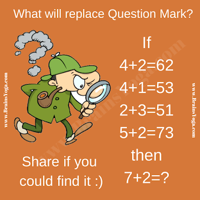 Fun Logical Brain Teaser