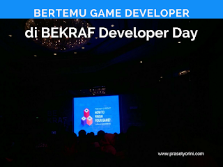 bekraf developer day surabaya