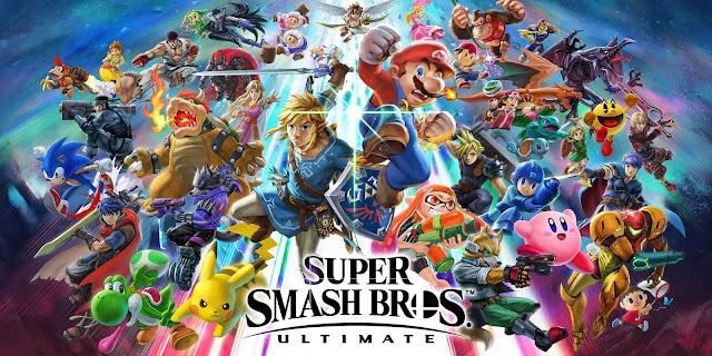Great News for Nintendo Smash Bros