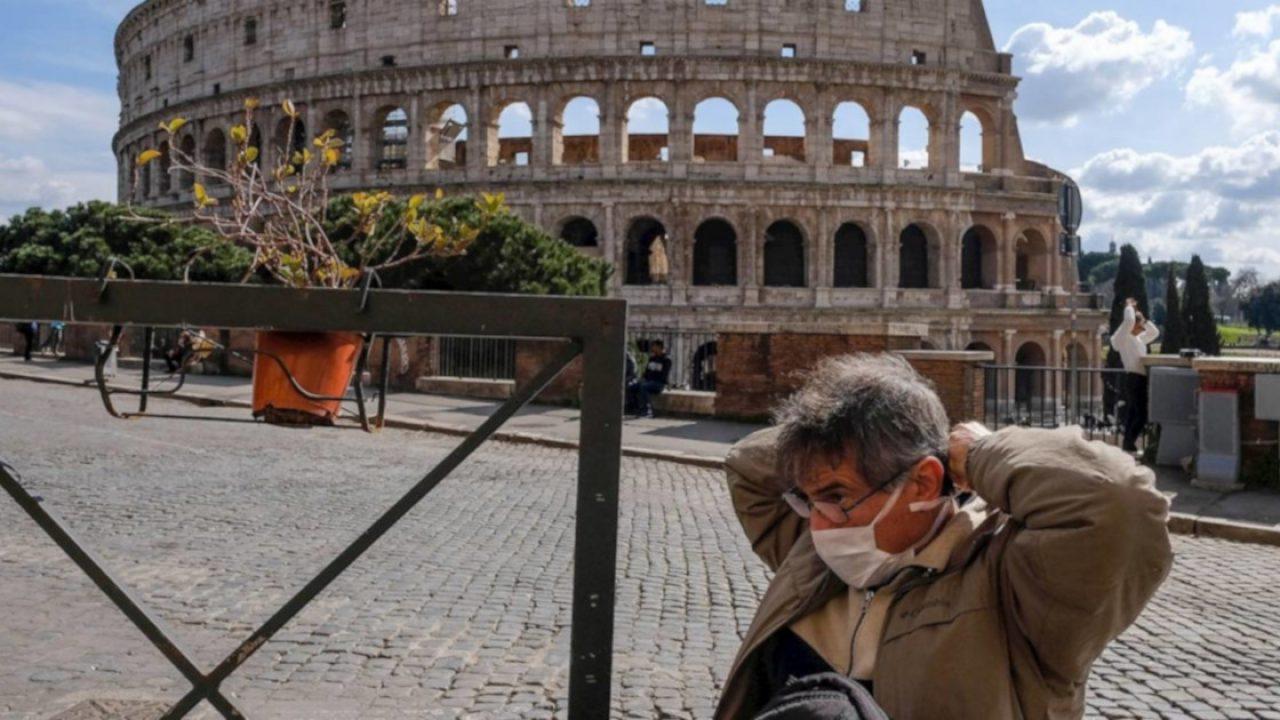 Italia dice que el fin de la emergencia solo llegará con la vacuna