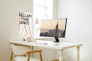 Samsung launches Space Monitor, Ultra-wide 49-inch CRG9 monitor, UR59C 4K UHD curved monitor