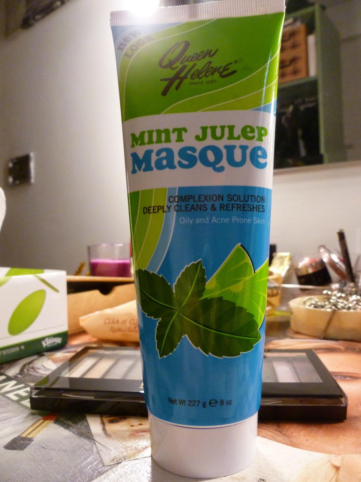 recensione mint julep masque queen helene