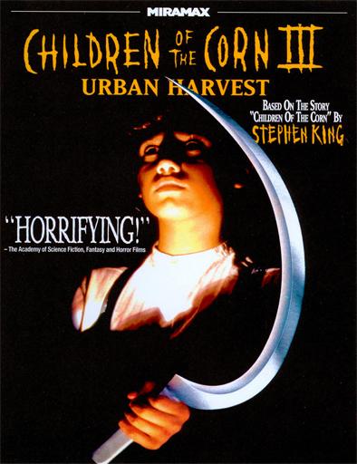 Ver Los chicos del maíz 3: la cosecha urbana (1995) Online