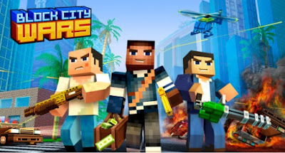 Block City Wars Mod Apk Download