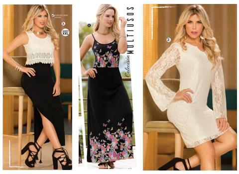 3 vestidos de moda danny c-12-13