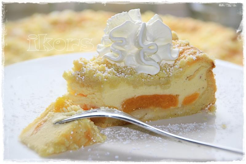 Quark Streusel Kuchen Mit Aprikosen Kochen Meine Leidenschaft