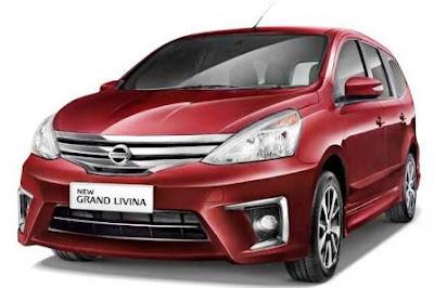 Promo Nissan Grand Livina 2017
