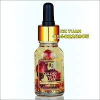 golden beauty elixir