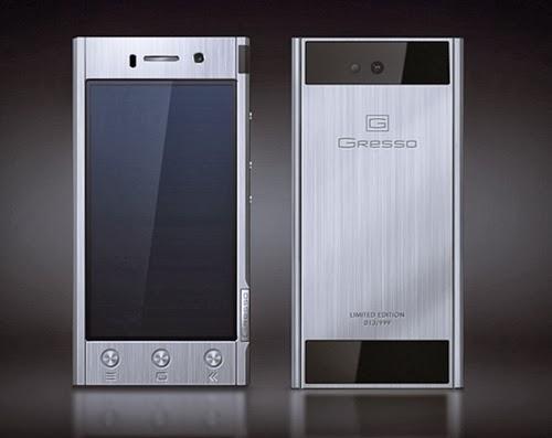 Gresso Radical smartphone premium