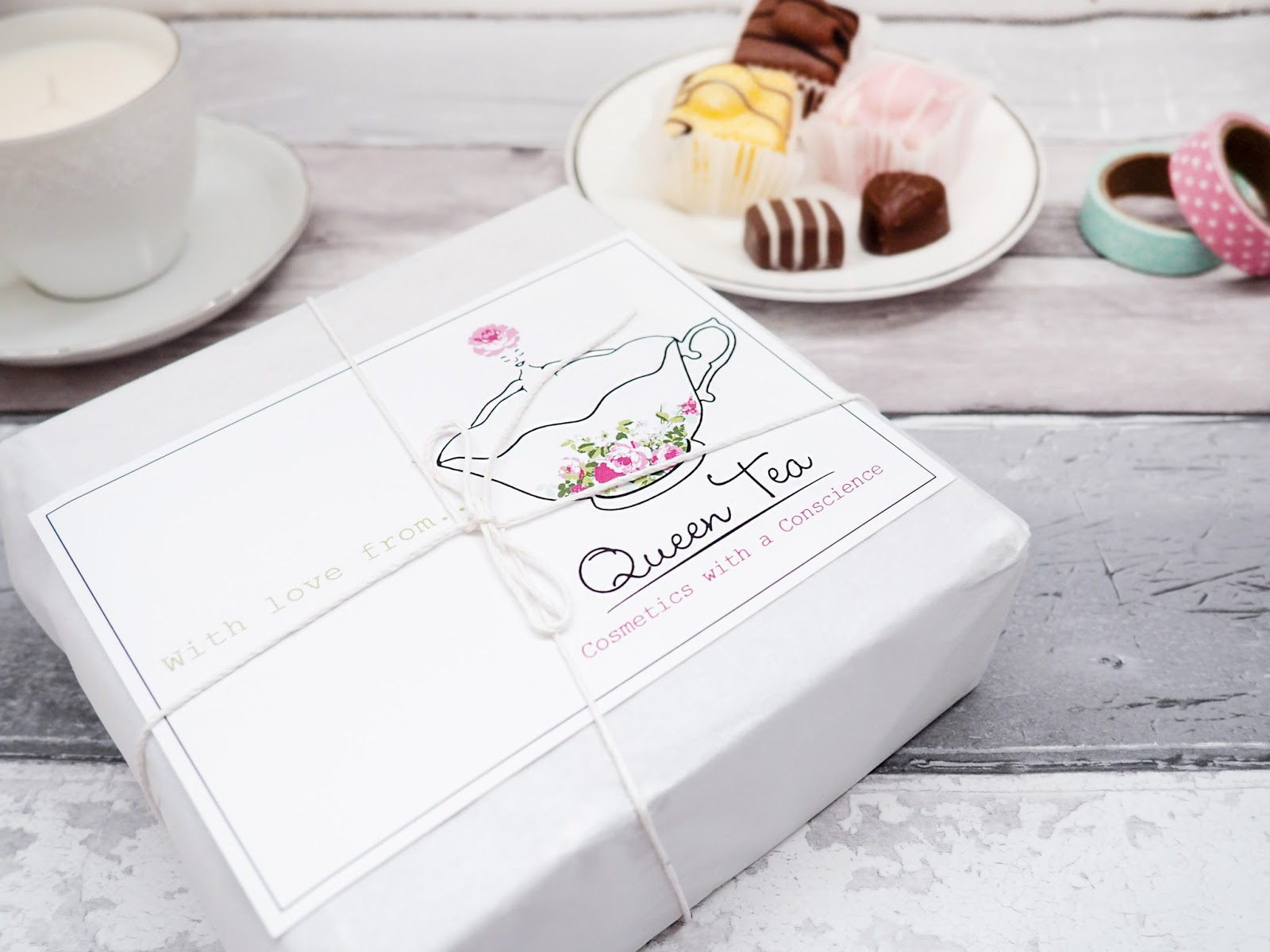 Queen Tea Morning Cuppa Detox Box Review
