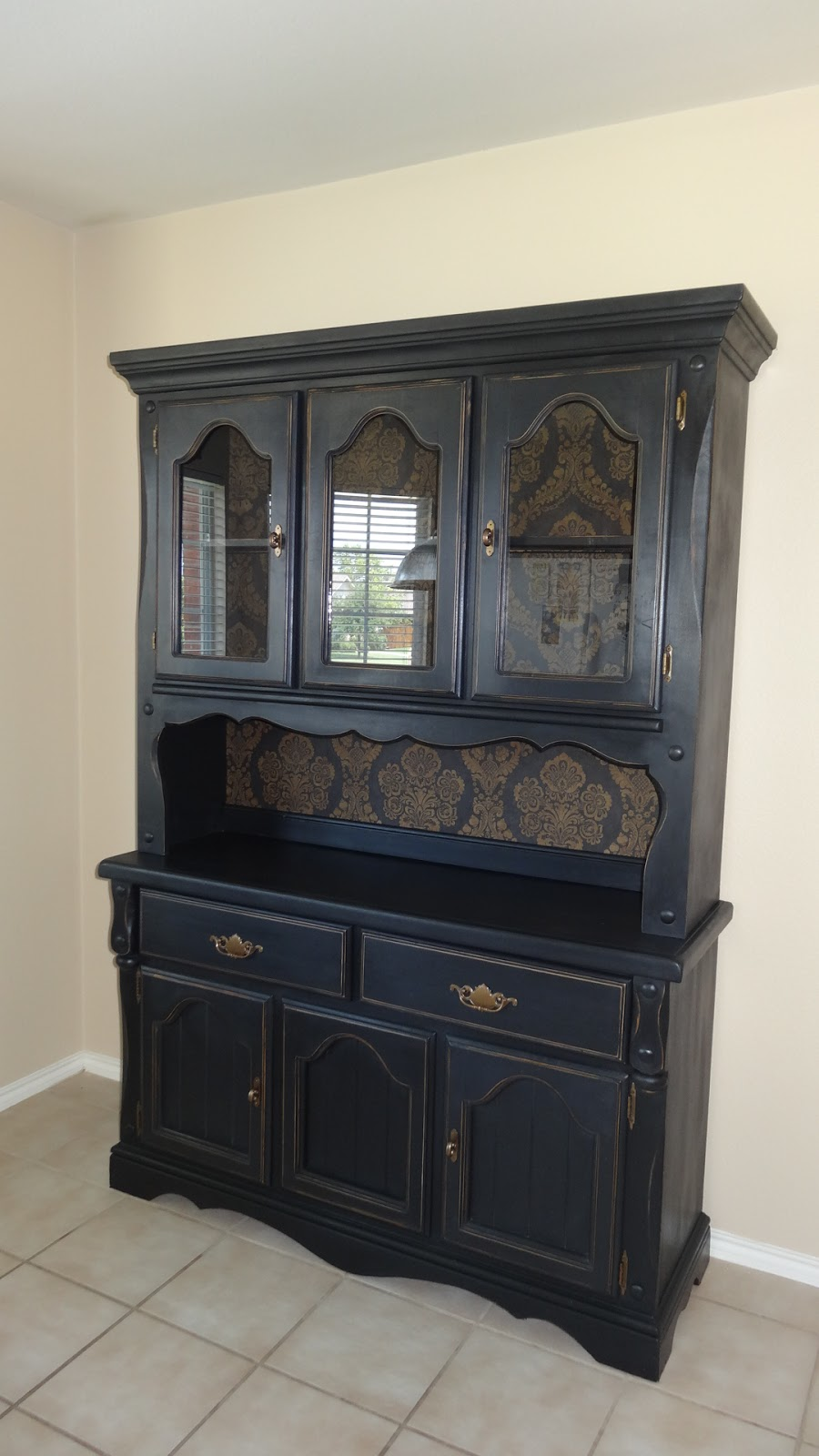furniture hutch furniture flippin a china hutch worthy of grandma s