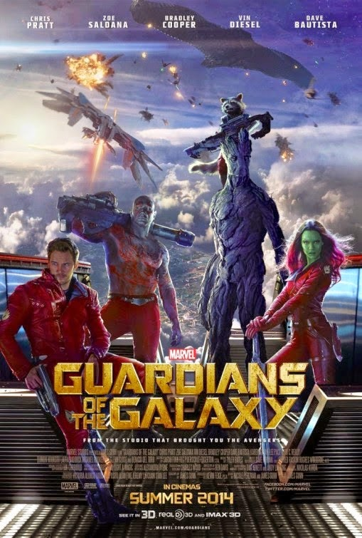 Crítica - Guardians of the Galaxy (2014)