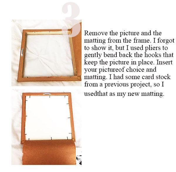 thrifted frames, repurposed frames, gallery wall, DIY