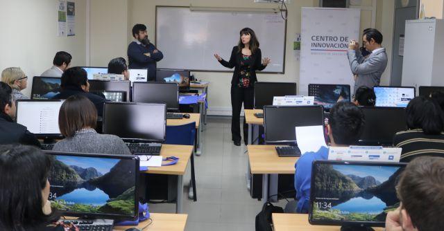 Seremi de Educación Claudia Trillo