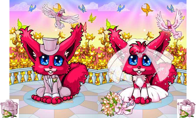 Мирчар, свадьба, игра для девочек, одевалка