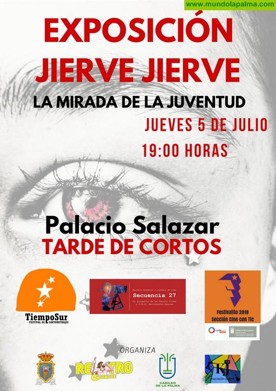 La exposición juvenil Jierve Jierve cierra sus puertas con una muestra de cortometrajes y la elección del cartel de este año