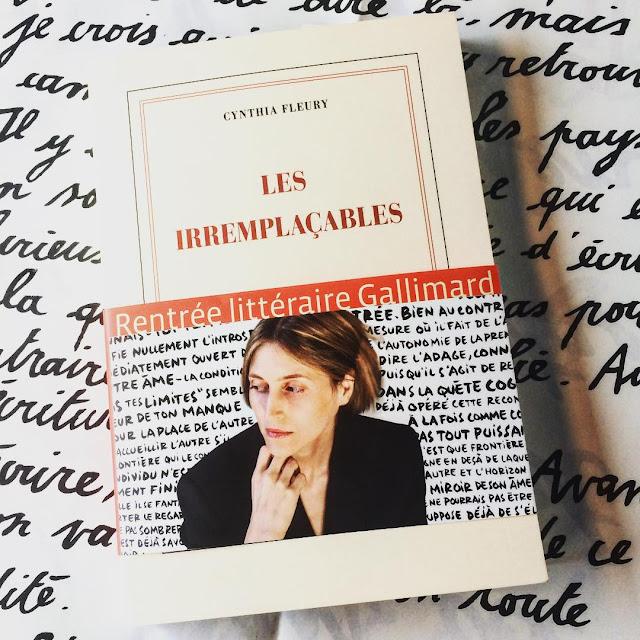 Les irremplaçables en pdf gratuit Cynthia Fleury