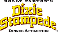 Dixie Stampede dinner theater in Pigeon Forge