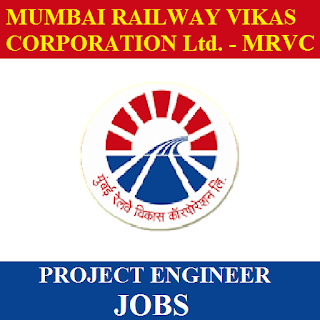 Mumbai Railway Vikas Corporation Limited, MRVC, Project Engineer, Maharashtra, freejobalert, Sarkari Naukri, Latest Jobs, Graduation, mrvc logo