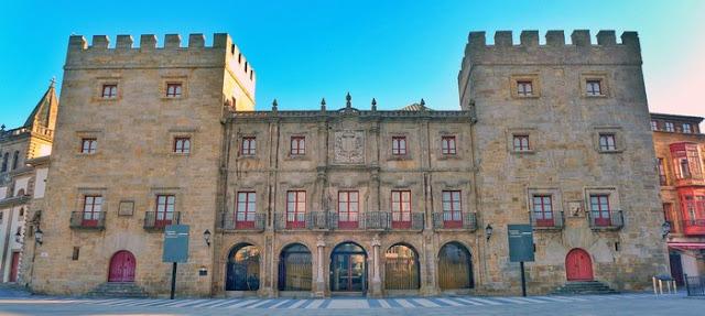 Palacio Revillagigedo en Gijón